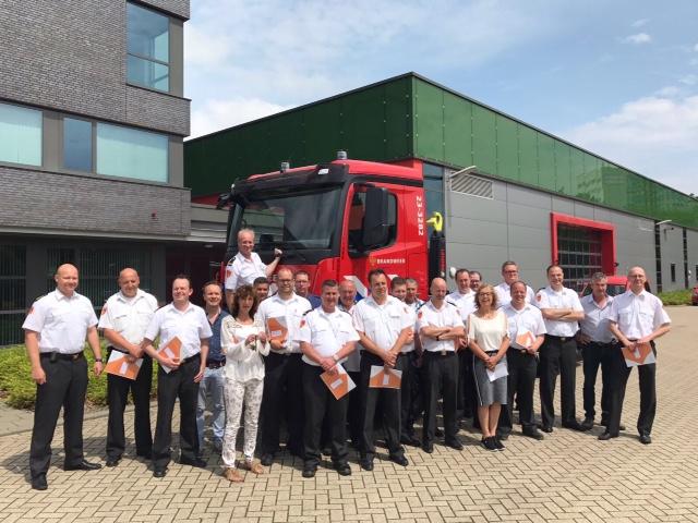 Veiligheidsregio Limburg Noord - feestelijke uitreiking 30 mei 2017
